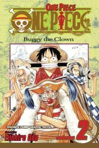One Piece Volume 2