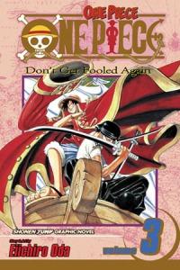 One Piece Volume 3