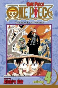 One Piece Volume 4