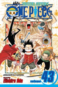 One Piece Volume 43