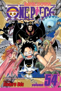 One Piece Volume 54