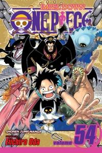 One Piece Volume 54