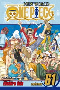 One Piece Volume 61
