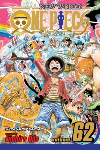 One Piece Volume 62