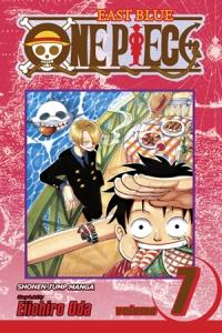 One Piece Volume 7