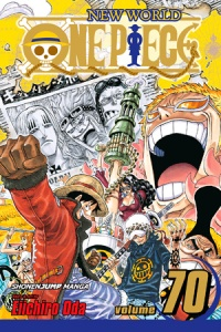 One Piece Volume 70