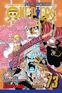 One Piece Volume 73