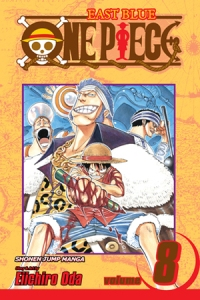 One Piece Volume 8